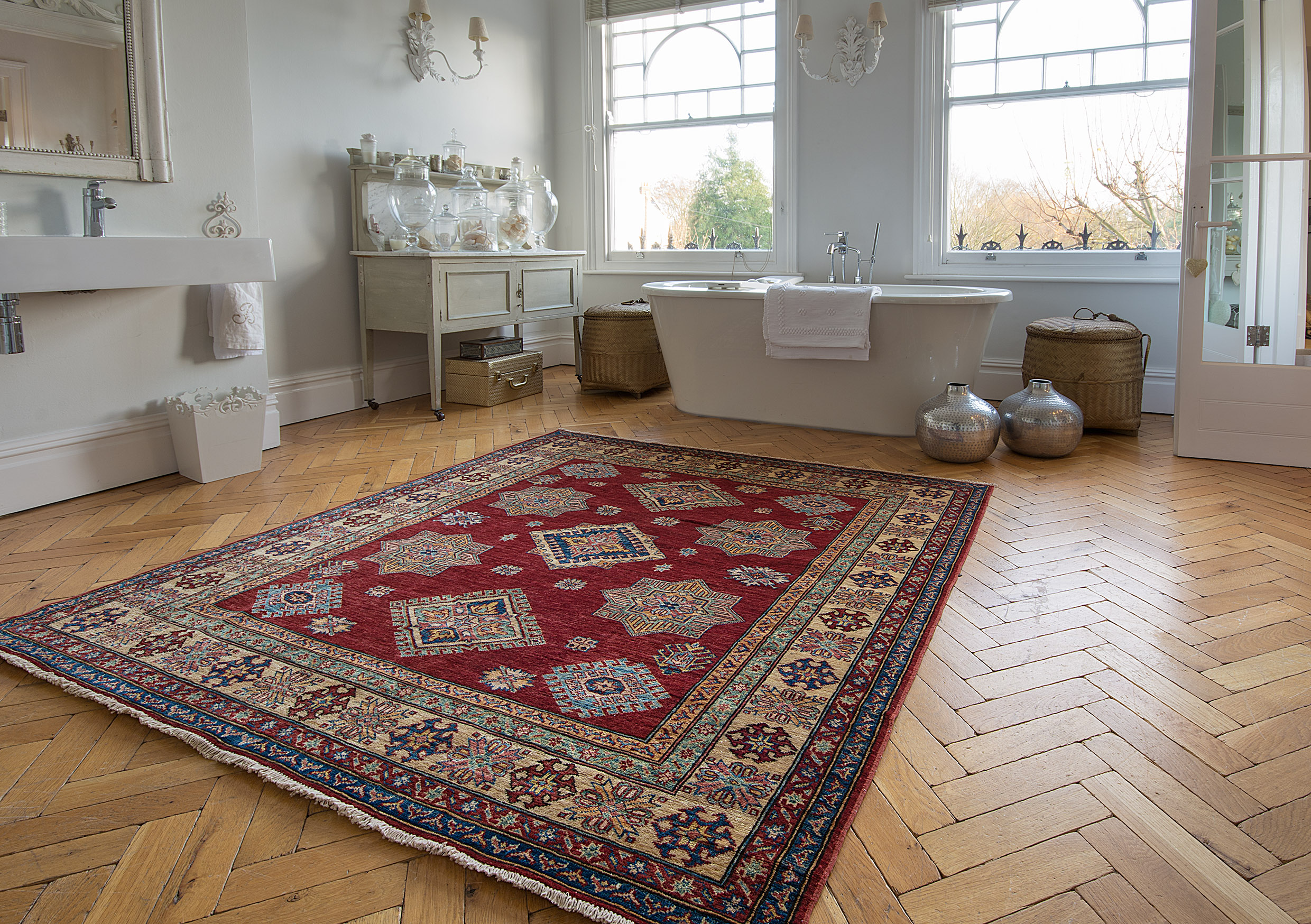 The History of the Afghan Rugs